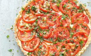 Τάρτα με ντομάτα και πιπεριές – Newsbeast